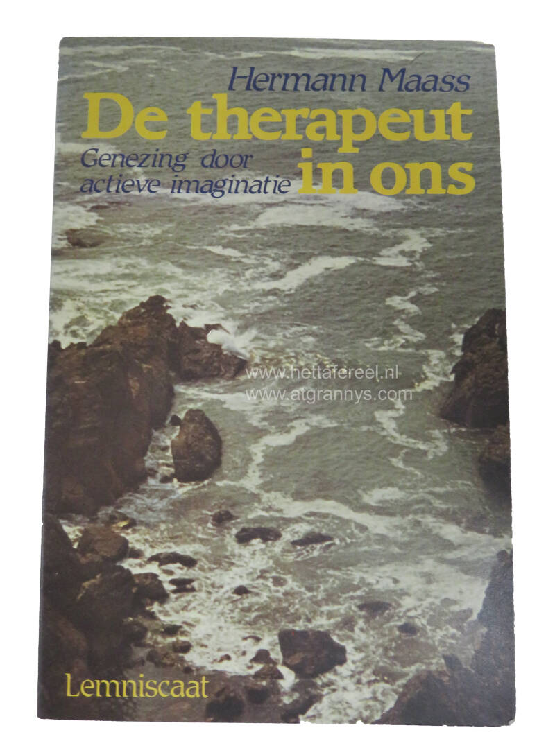 H. Maass - De therapeut in ons