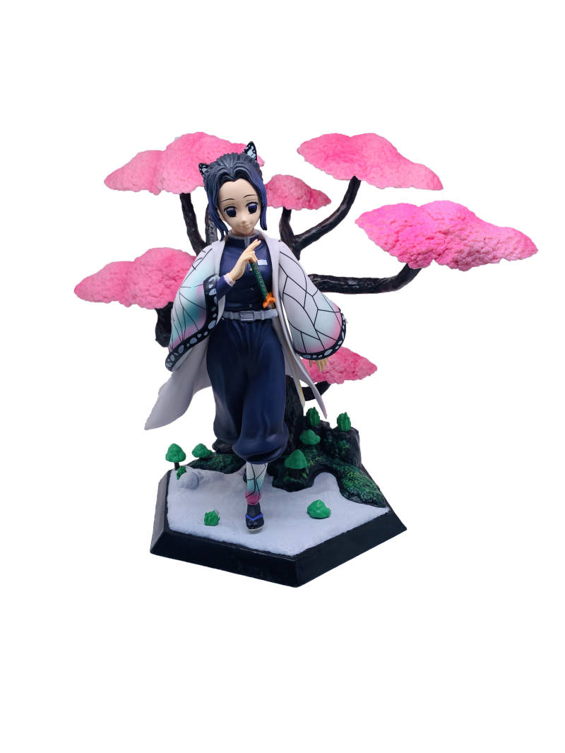 Shinobu Kocho Cherry Blossom Figure (Demon slayer)