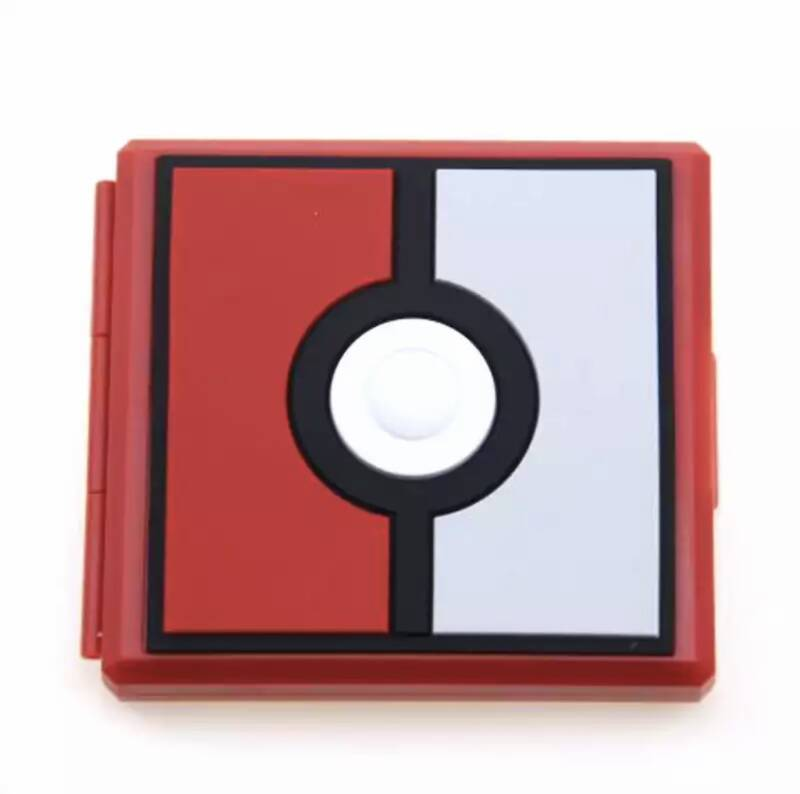 Nintendo Switch Cardridge Case Pokemon ball