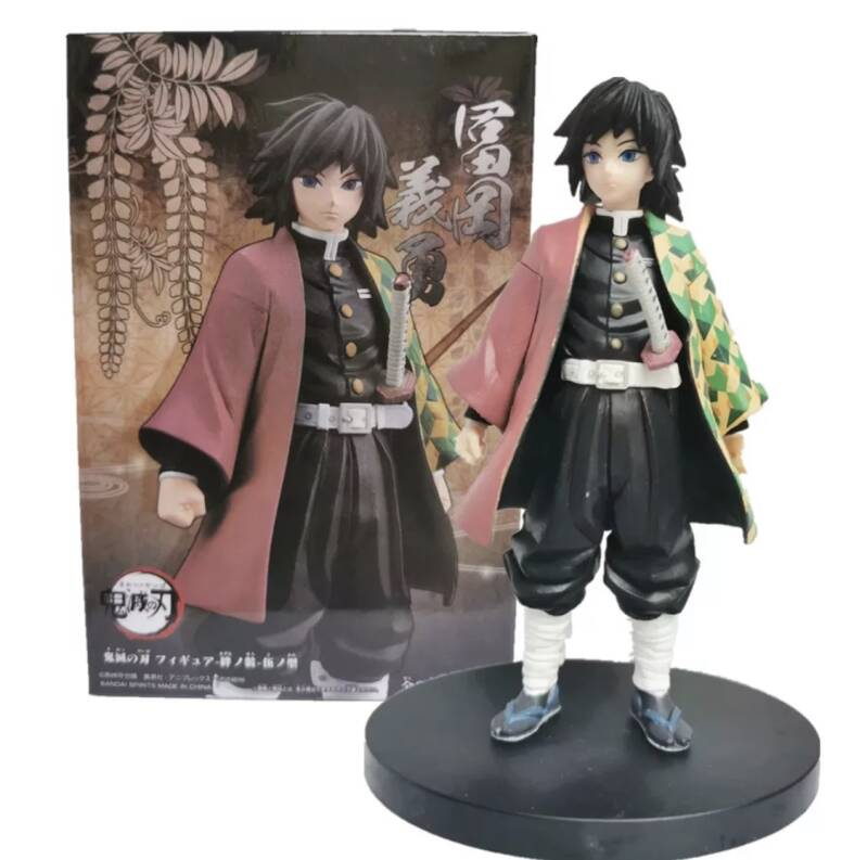 Demon slayer Giyu Tomioka anime figure