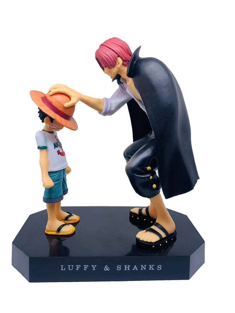 Shanks and Luffy Figure (One Piece)