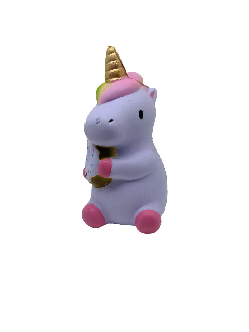 Cute Unicorn donut squishy
