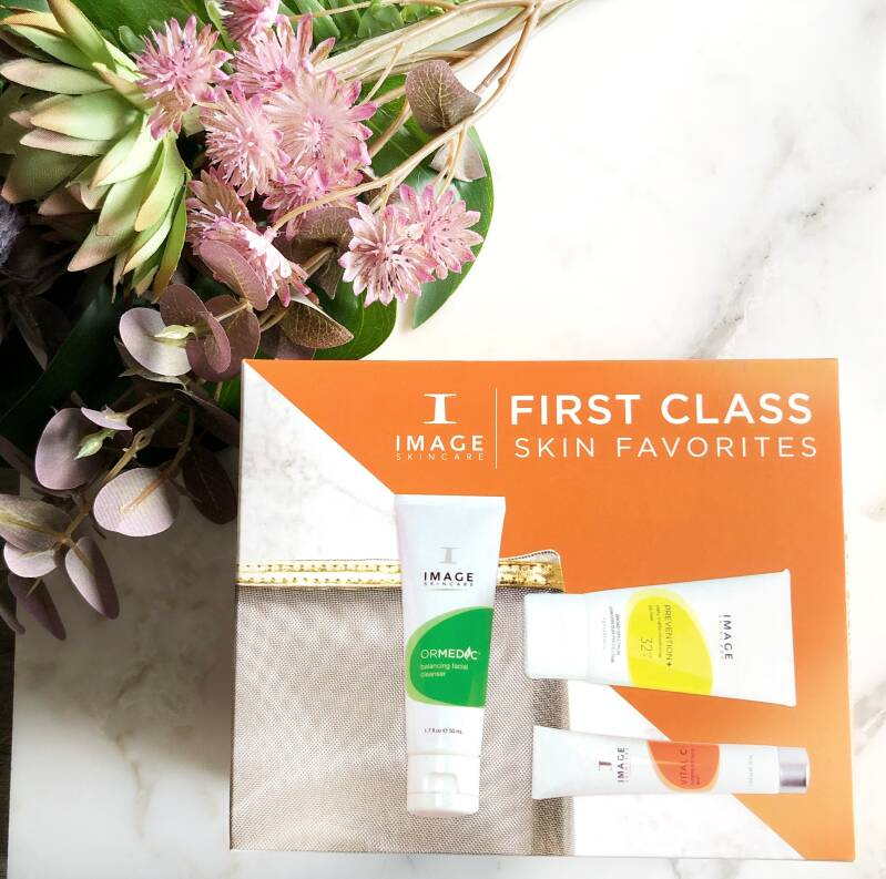 First class - skin favourites