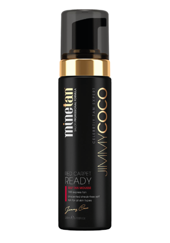 Red Carpet Ready Self Tan Mousse