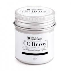 CC Brow Henna Black 5 of 10 mg in potje 5 mg