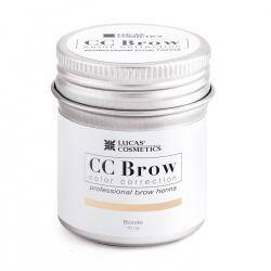 CC Brow Henna Blond 5 of 10 mg in potje 5 mg