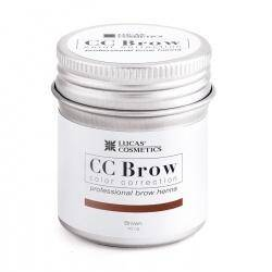 CC Brow Henna Brown 5 of 10 mg in potje 5 mg