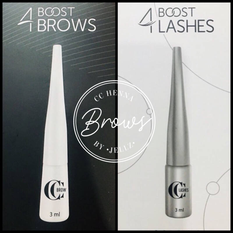CC Wimper serum Boost 4 Lashes