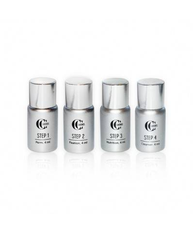 Step Nr. 1 - CC Bio Lash lift perm lotion (4 ml) (lift de wimpers)