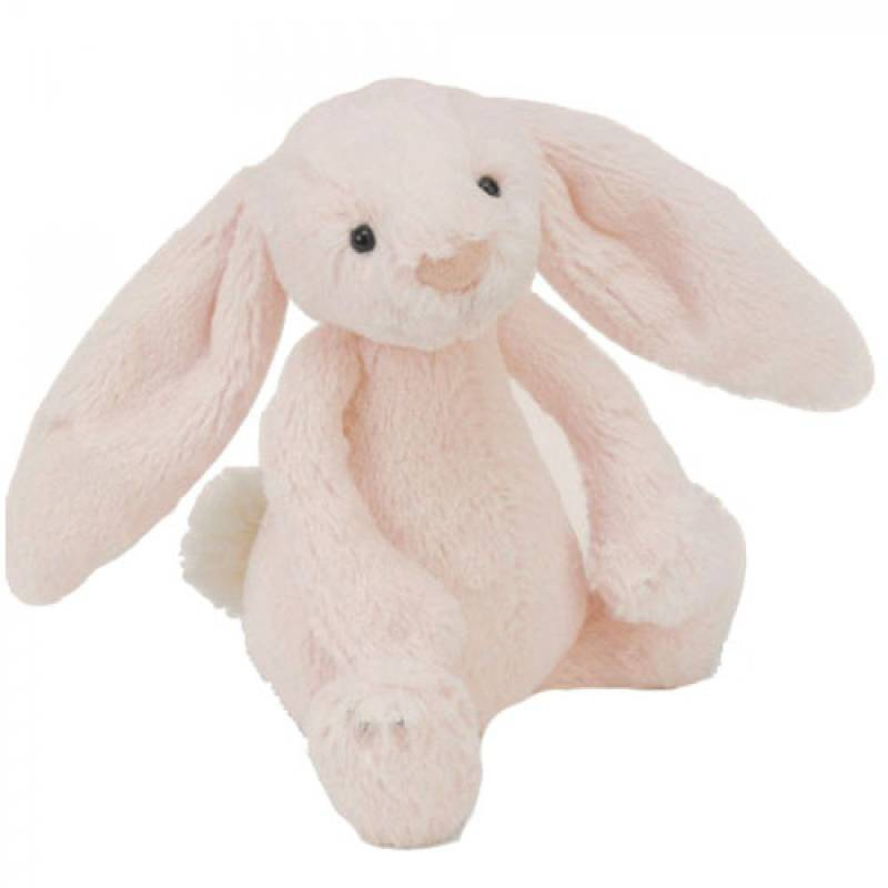 Jellycat Medium Bashful Blush Bunny 31cm