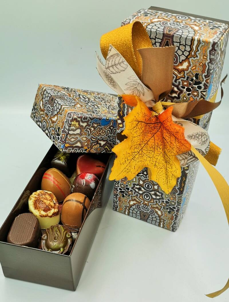 autumn box bonbons