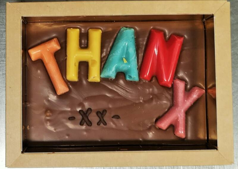 thanx's small