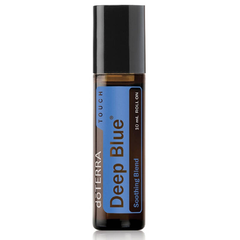 Deep Blue Touch Soothing Blend 10ml