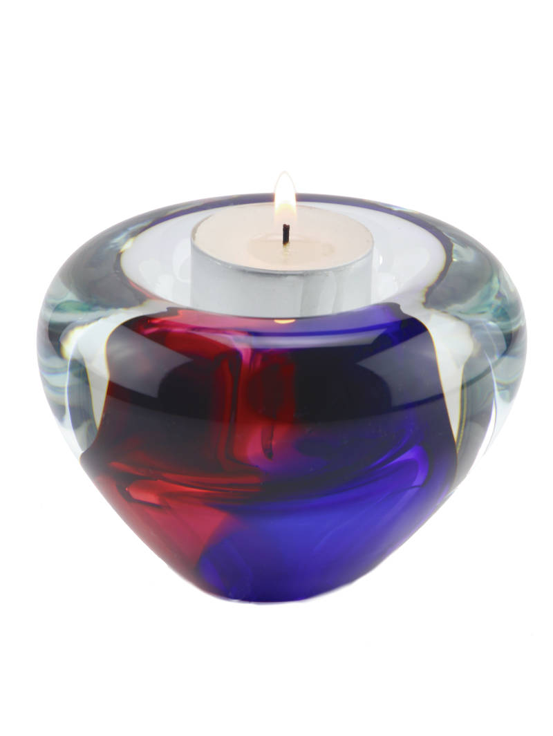 Theelicht Tealight U28 Diverse kleuren | Glas | As-urn-ornament