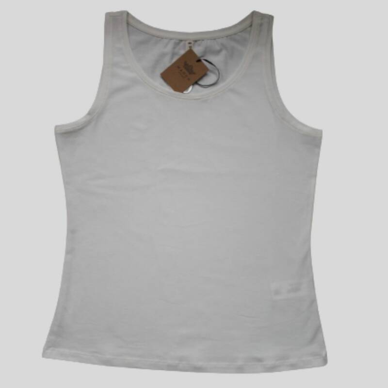 TANKTOP OFFWHITE | MARCH EUROPE