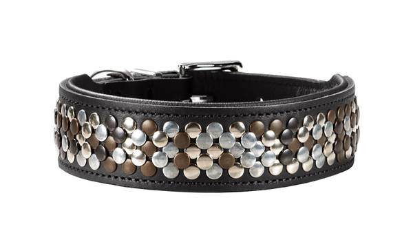 Hunter Collar Arizona zwart Hondenhalsband
