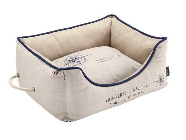 Hunter Dog sofa List creme
