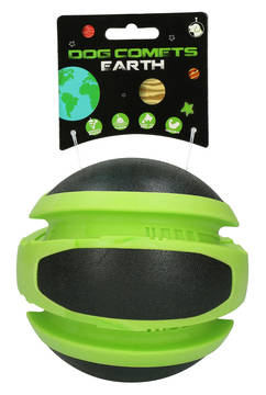 Dog Comets Earth Groen