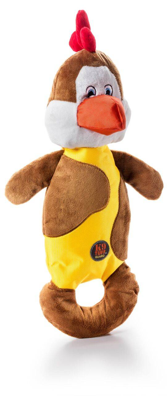 K9 Patches Rooster super sterke hondenknuffel