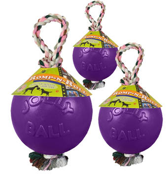 Jolly Ball Romp-n-Roll Paars