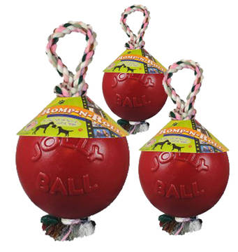 Jolly Ball Romp-n-Roll Rood