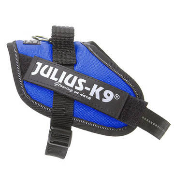 Julius-K9 IDC Powerharness Blauw