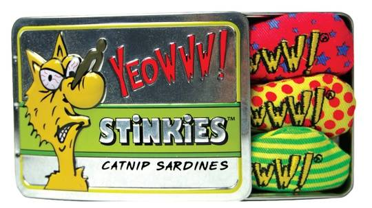 Yeowww Tin of Stinkies 3 stuks