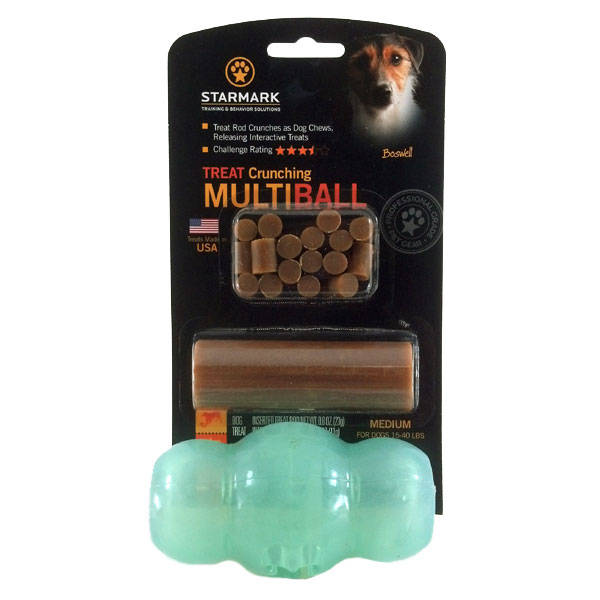 Treat Crunching Multiball Large, Starmark