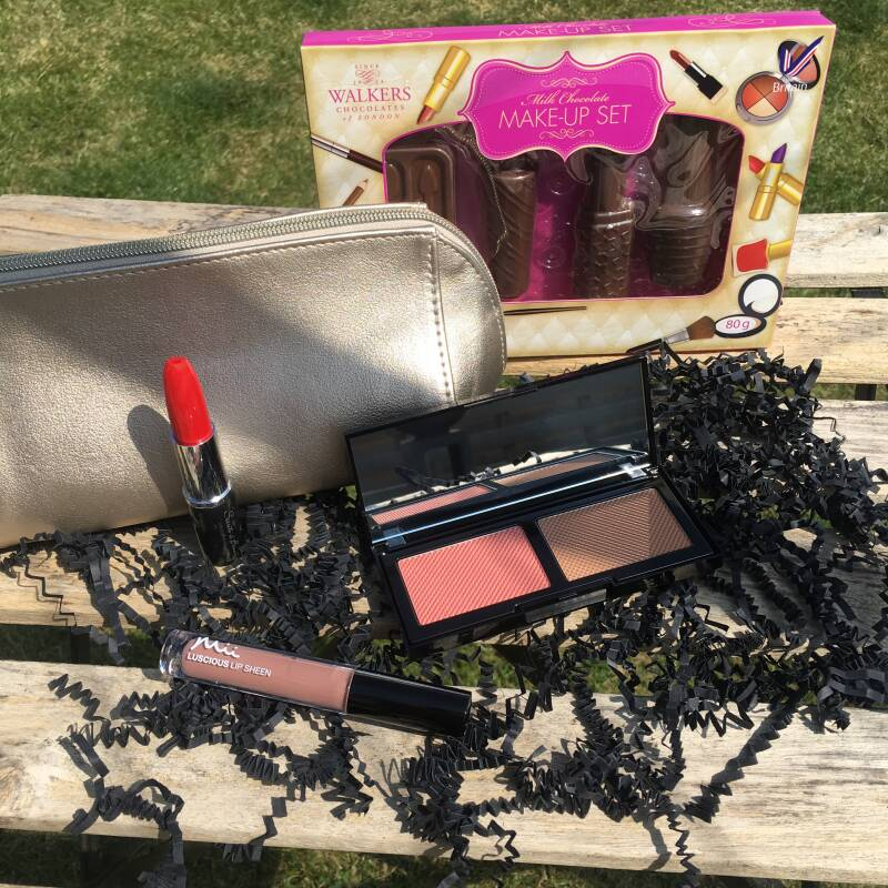 Make-up set double delight