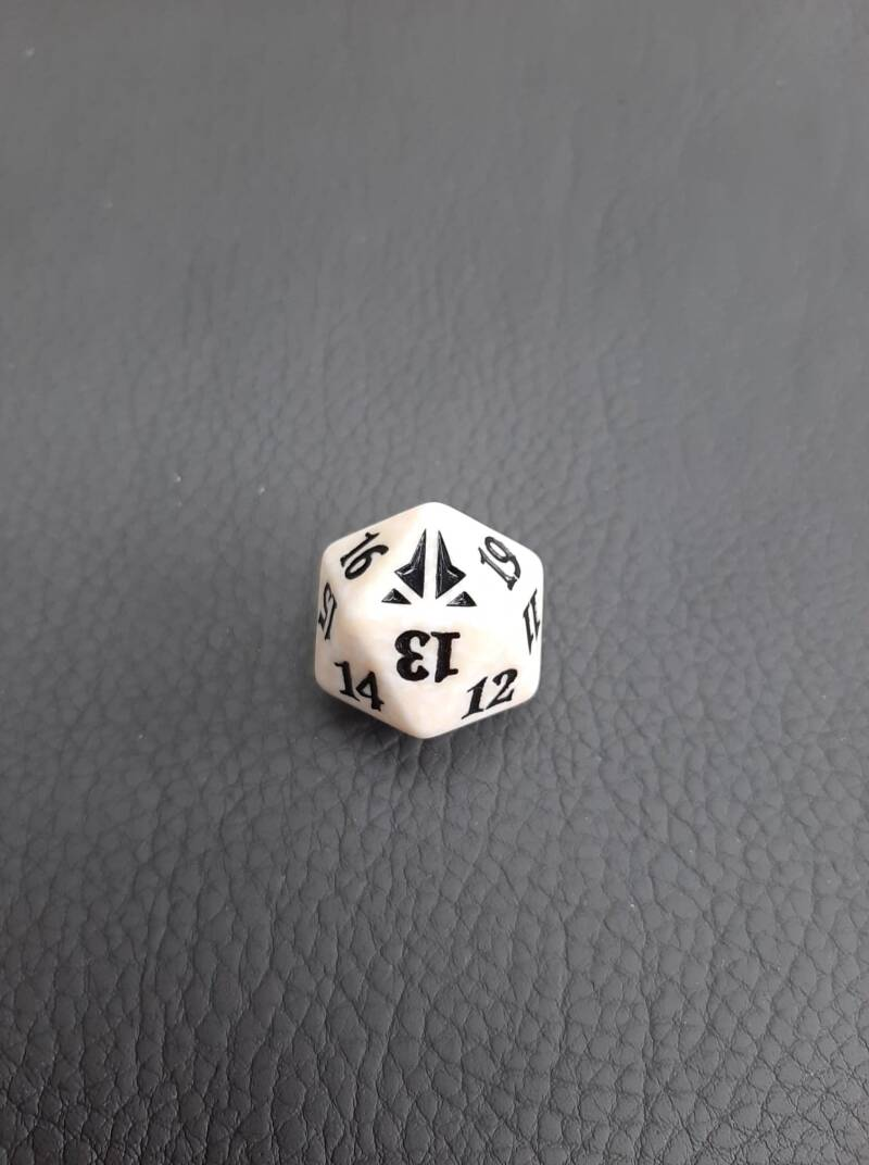Dice - Oath of the Gatewatch - White