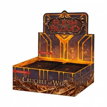 Flesh and Blood  - Crucible of War Unlimited - English