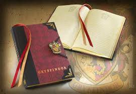 Harry Potter - Gryffindor Diary - The Noble Collection