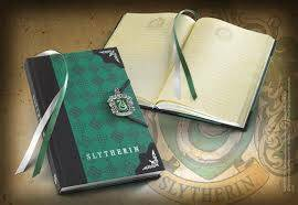 Harry Potter - Slytherin Diary - The Noble Collection