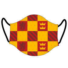 Harry Potter Gryffindor Reusable Youth/Adult Face Mask