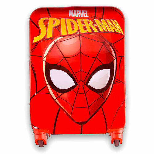 Marvel Spiderman ABS Trolley Suitcase