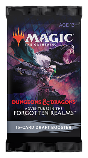 Adventures in the Forgotten Realms - Draft Booster - English