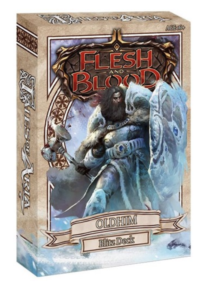 Flesh and Blood - Tales of Aria Blitz deck - Olthim - English