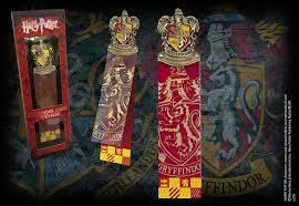 Harry Potter - Gryffindor Bookmark - The Noble Collection