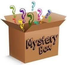Mystery Box - World of  Wizards - 3 Months