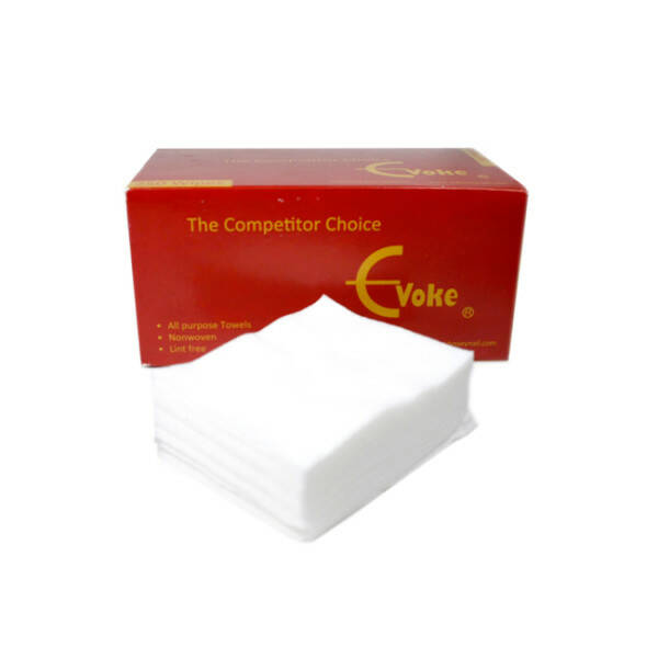 Evoke Gel wipes