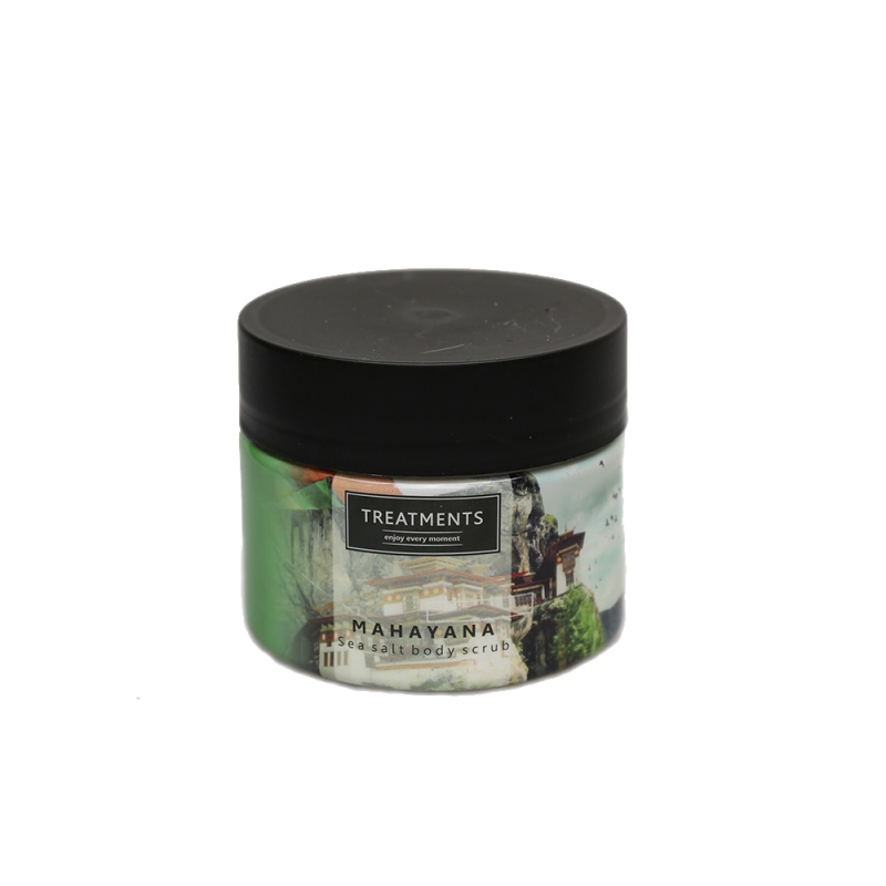 Mahayana Sea Salt Body Scrub