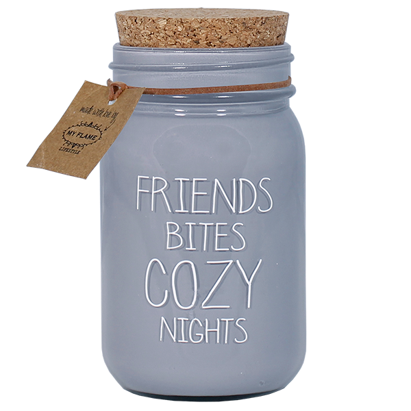 Friends Bites Cozy Nights
