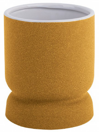 Cast Rounded Yellow