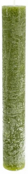 Dinner Candle XL | Green