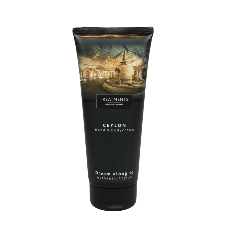 Ceylon Hand & BodyCream