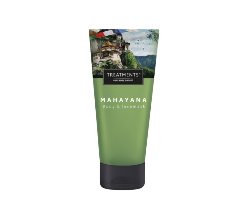 Mahayana Cleansing Mask
