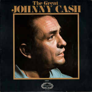 Johnny cash/ The Great Johnny Cash