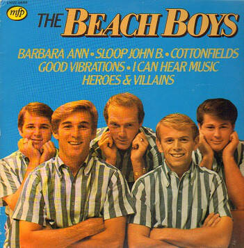 Beach Boys/ grootse hits