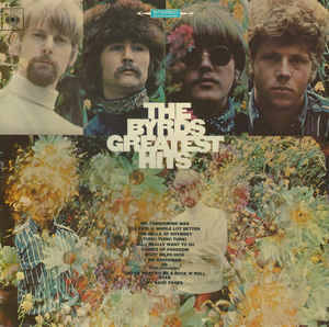 The byrds/ Greatest hits