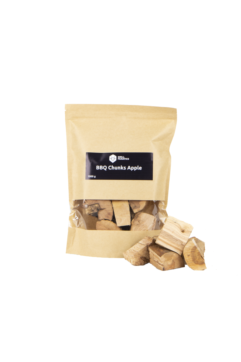 Grill Fanatics Appel chunks 1kg